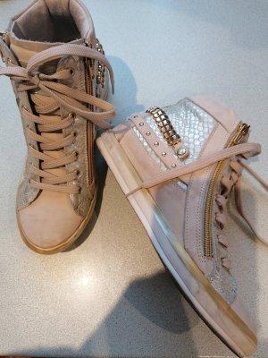 Leder Sneaker 37 made in italy