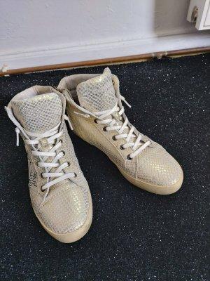 100 Sneaker stringata grigio chiaro
