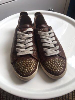Leder Sneaker Frye 38