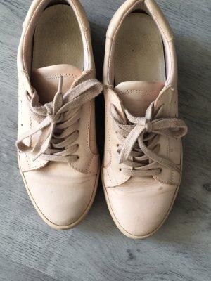 Leder Sneaker von Hallhuber