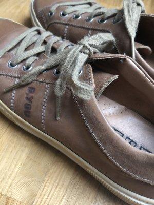 Leder- Sneakers