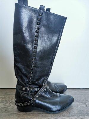 Zara Western Laarzen zwart
