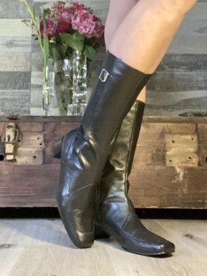 Leder Stiefel Bonita Leder Größe 39