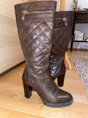 Botas de invierno marrón