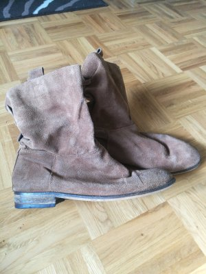 Catwalk Western Boots brown