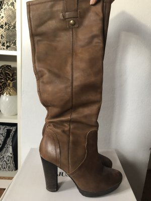 keine High Heel Boots brown