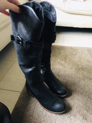 Botas de invierno negro