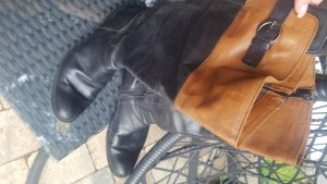 Leder Stiefel made in Italy