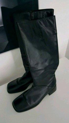 Leder Stiefel von Gabor