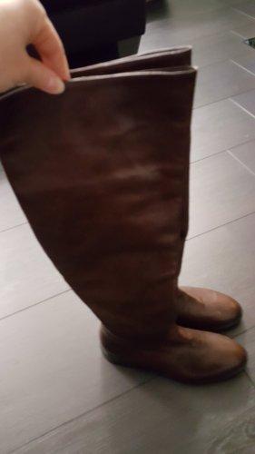 Leder Stiefel von Marc Cain