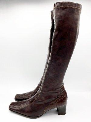 Paul Green Borceguíes marrón oscuro