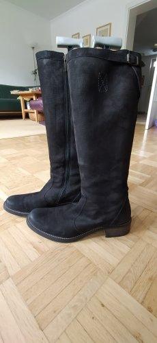 Leder-Stiefel von Paul Green München