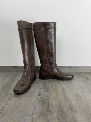 Leder Stiefel von Pertini