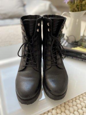 Leder Stiefel von ZIGN - Neuwertig