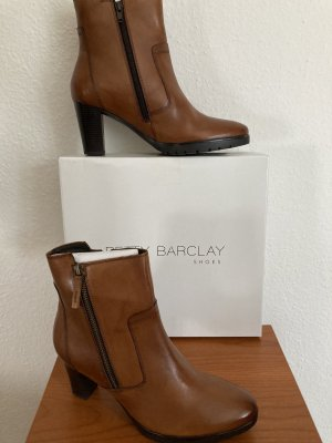 Leder Stiefelette Gr 42 von Betty Barclay Neu! 99€