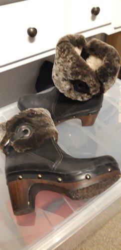 Werner Winter boots zwart