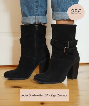 Zign Cothurne noir