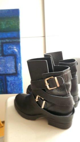 L37 Buty zimowe czarny