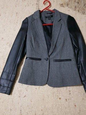 New Yorker Leather Blazer multicolored