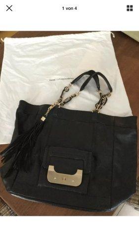 Leder Tasche Diane von Furstenberg