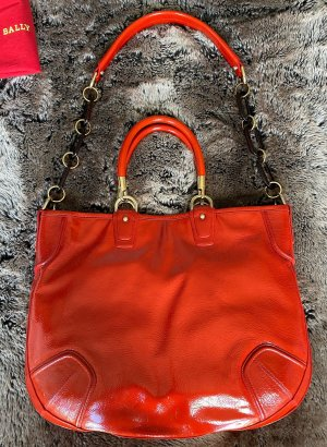 Bally Shopper rouge-rouge clair