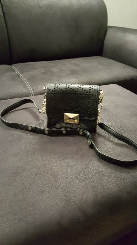 Karl Lagerfeld Carry Bag black-gold-colored