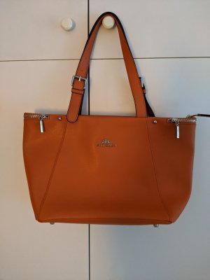 Wittchen Shopper orange-orange foncé cuir