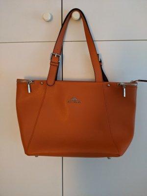 Wittchen Borsa shopper arancione-arancione scuro Pelle
