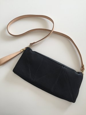 Arcadia Crossbody bag black-nude