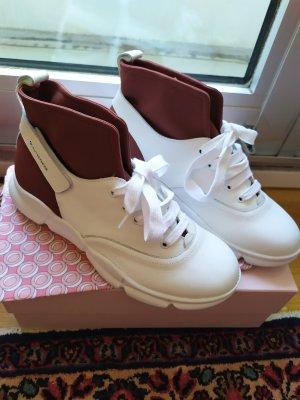 High Top Sneaker multicolored