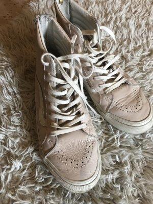 Leder Vans Old school Sk8 Sneaker