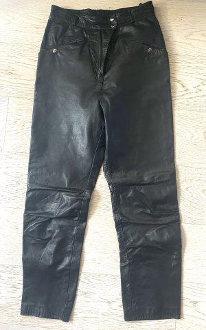 beclaimed vintage Hoge taille broek zwart