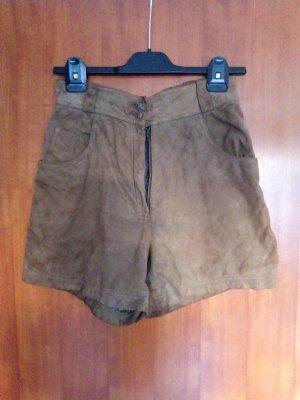 Leder(Wild)-Shorts