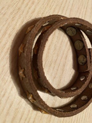 Liebeskind Berlin Lederen armband bruin