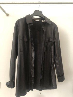 Liebeskind Leather Blouse black