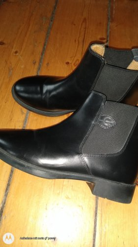 covalliero Chelsea Boots black