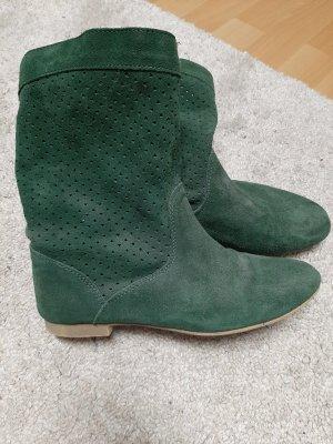 Fosco Chukka boot vert forêt