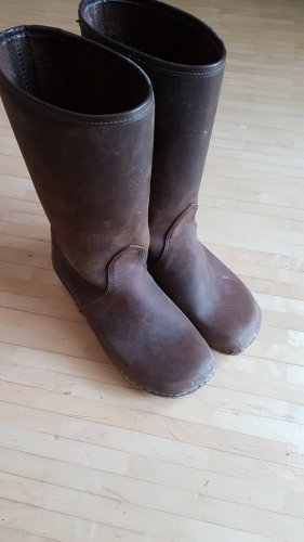 unknown Jackboots brown