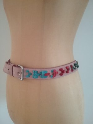 Esprit Leather Belt multicolored