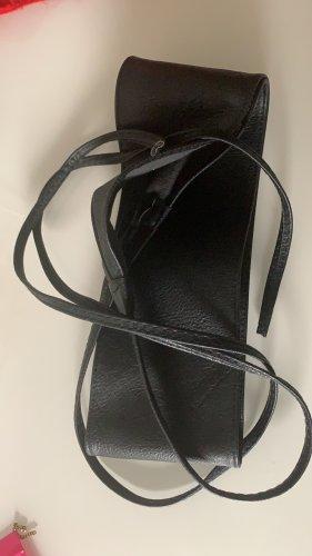 Tailleriem zwart