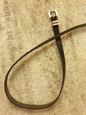 beltart Leather Belt black