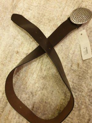 beltart Ceinture en cuir brun cuir