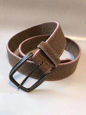 Liebeskind Leather Belt multicolored