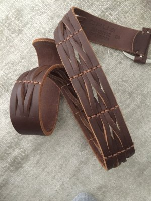 Opus Leather Belt brown leather