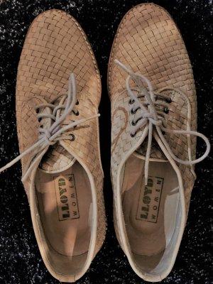 Lloyd Chaussure Oxford brun sable cuir