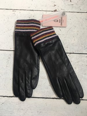 Becksöndergaard Leather Gloves multicolored leather