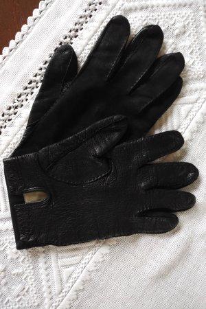 unbekannte Leather Gloves black