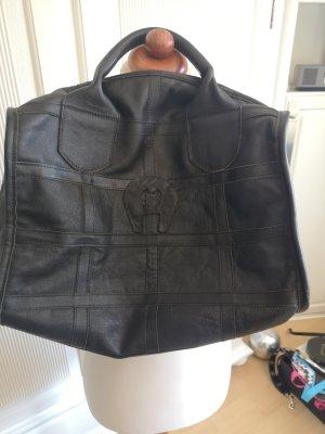 Lederhandtasche, kleiner Weekender