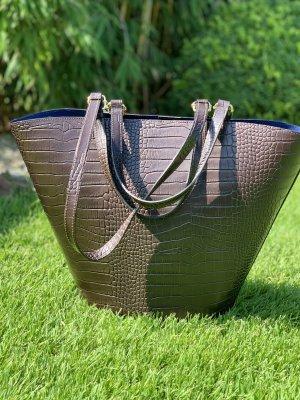 Santini Shopper black brown