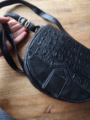 lederhandtasche von Santini, vintage